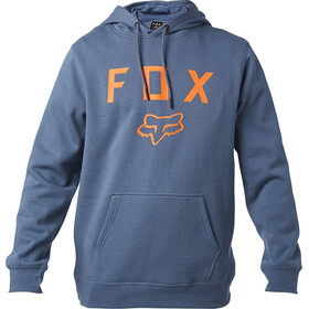 Fox Legacy Moth Fleece Pullover Herre blue steel